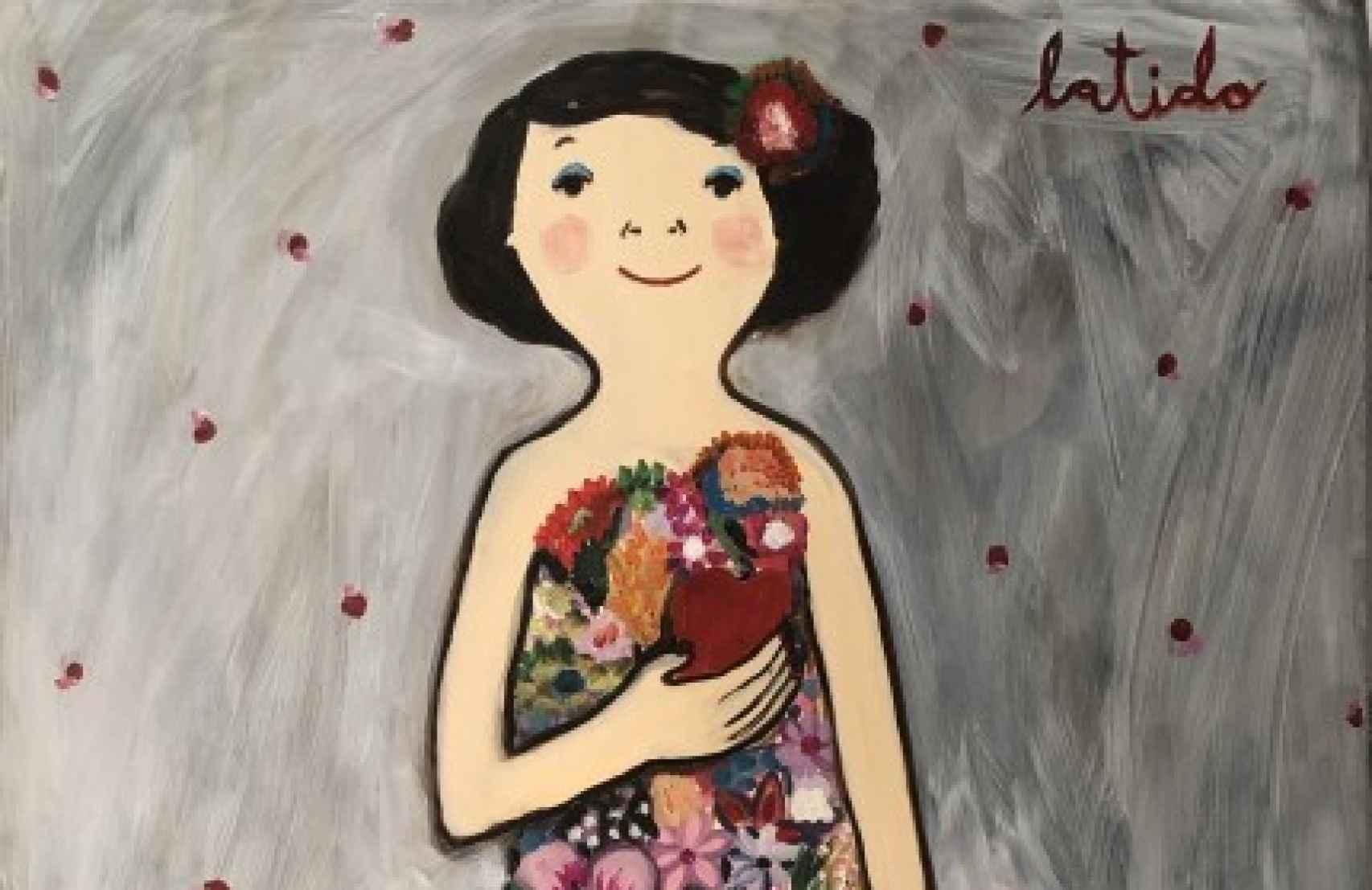 'Latido', de Eva Armisén.