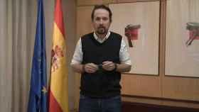 Pablo Iglesias, vicepresidente segundo del Gobierno.