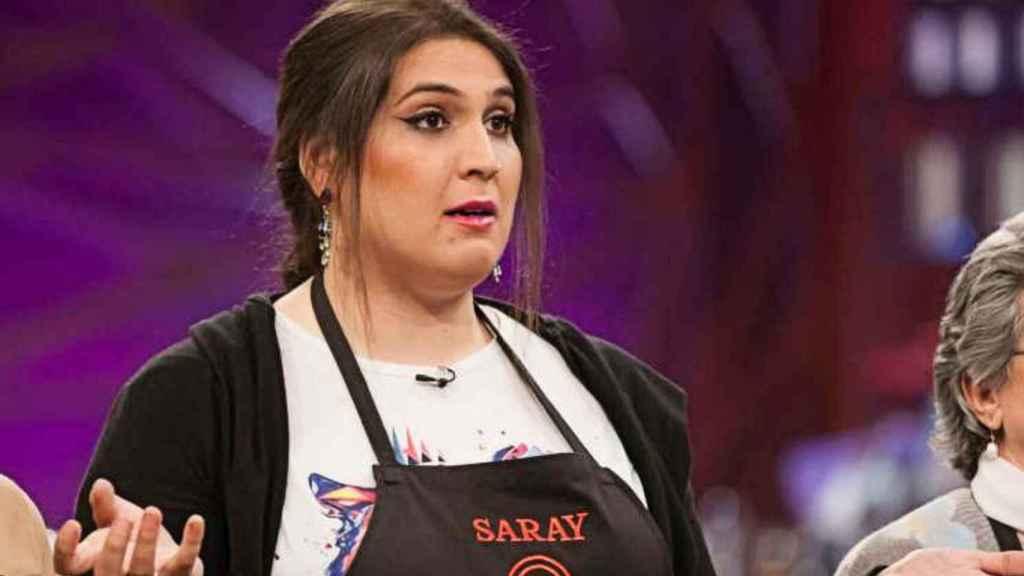 Saray en 'MasterChef'