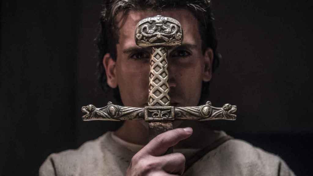 Jaime Lorente es 'El Cid'