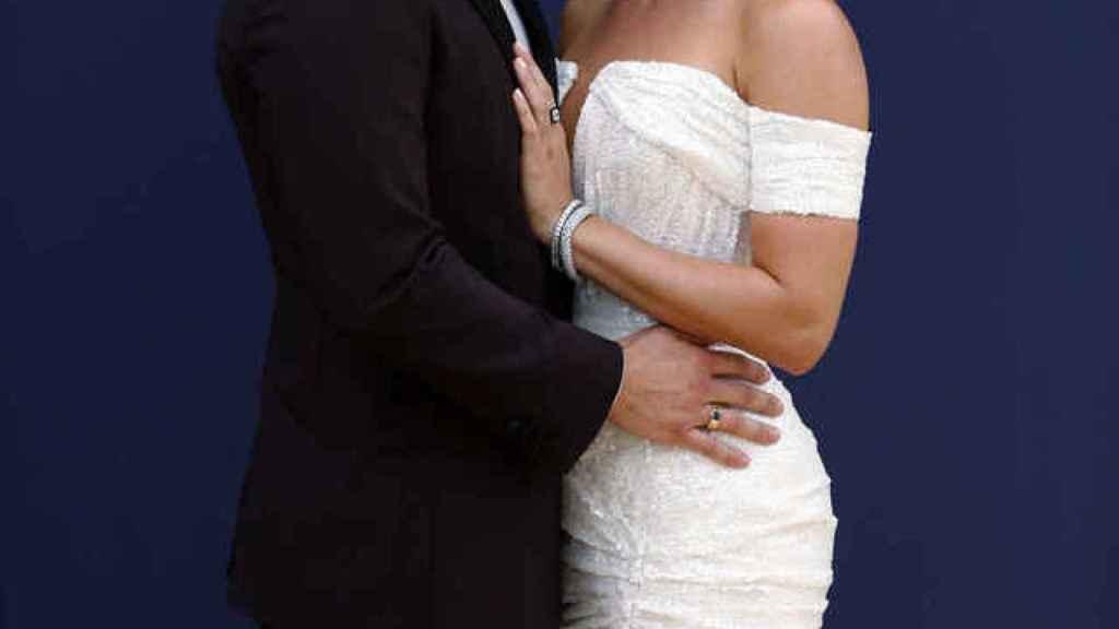 Scarlett Johansson y Colin Jost se casaron con un número muy reducido de invitados.