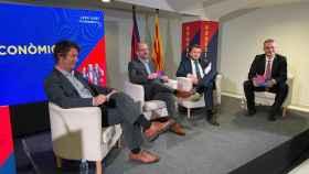 Jordi Farré presenta su precandidatura a las elecciones del Barça
