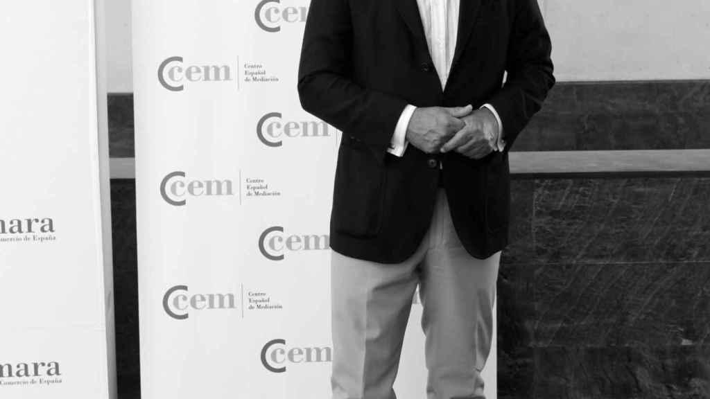 El presidente del CEM, Rafael Catalá.