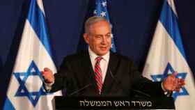 Benjamin Netanyahu en una imagen de archivo.