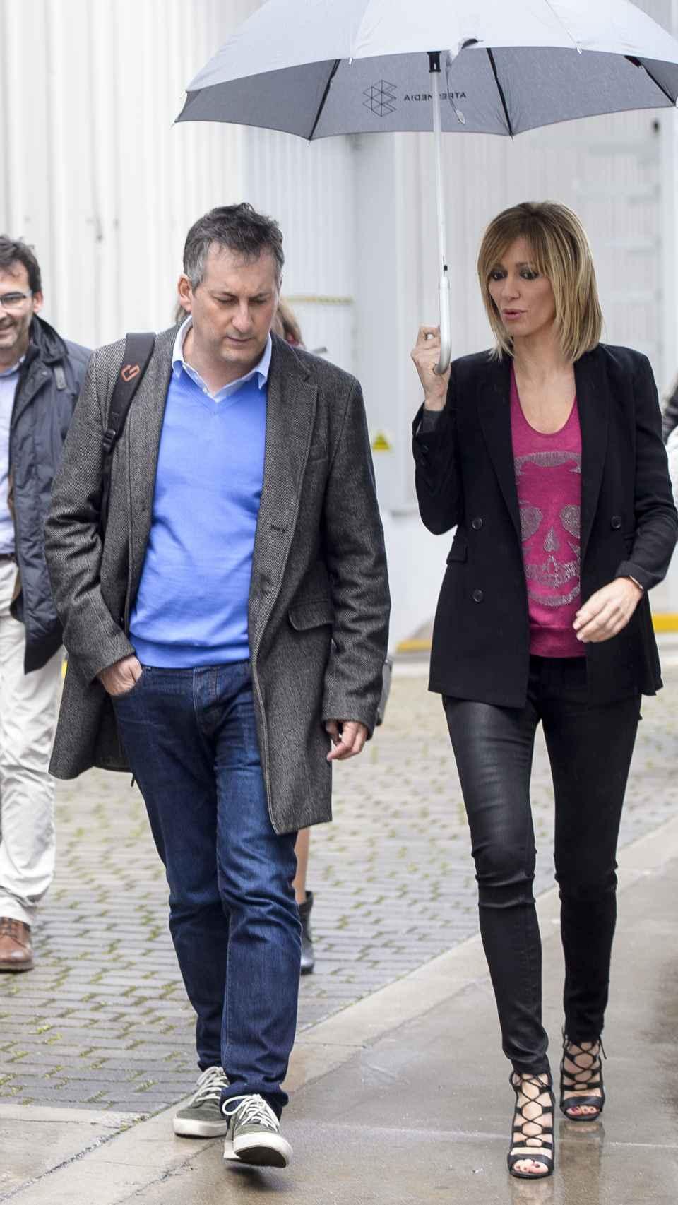 Susanna y Carles en imagen de archivo.