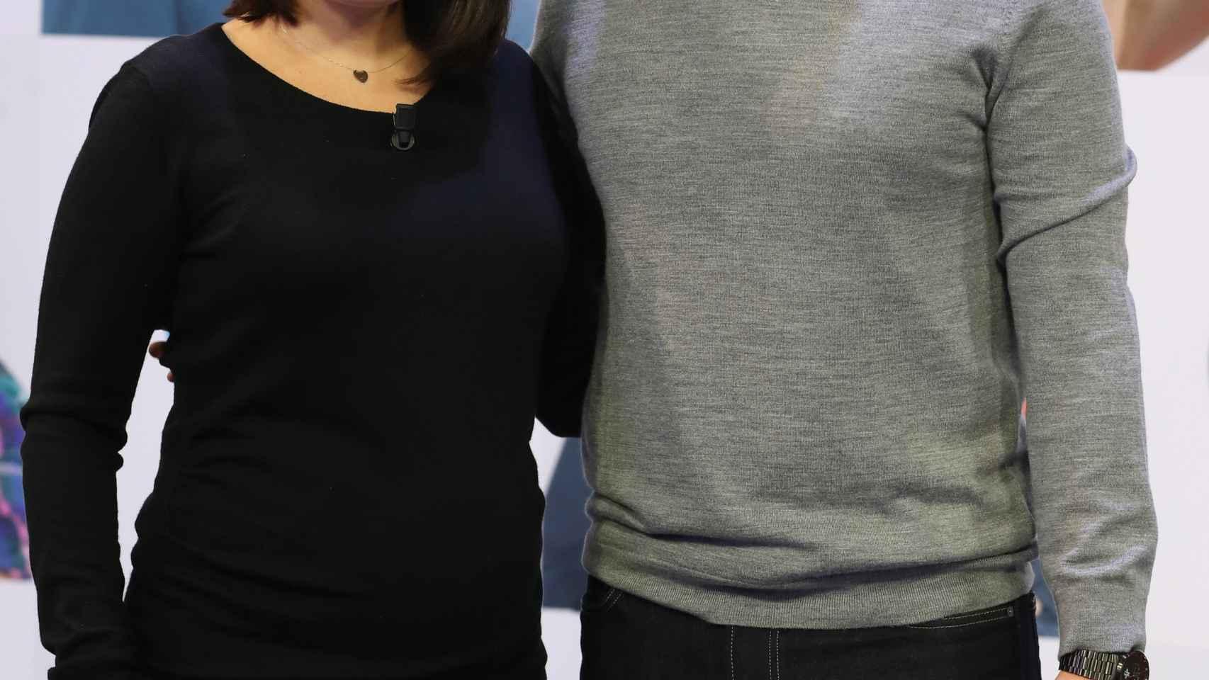 Alberto y Laura Caballero son los creadores de 'La que se avecina'.
