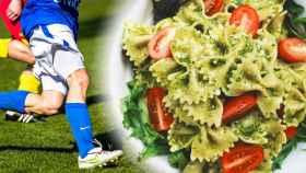 La dieta de los futbolistas y los complementos nutricionales para mantener la forma