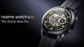 Nuevo realme Watch S Pro: subiendo el listón en construcción y salud