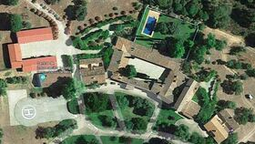 Vista aérea de las instalaciones de Quintos de Mora