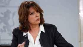 Dolores Delgado, en una imagen de archivo./