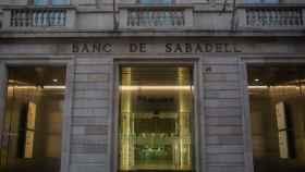 Sede histórica del Banco Sabadell en Cataluña.