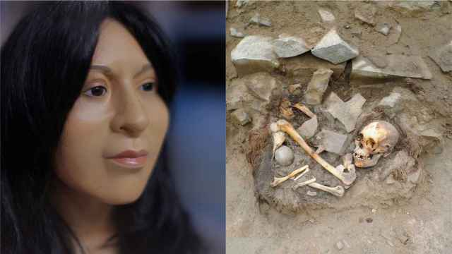 La dama de El Paraíso: la reconstrucción de su rostro y cómo se hallaron los restos.