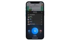 Chat de voz en Telegram