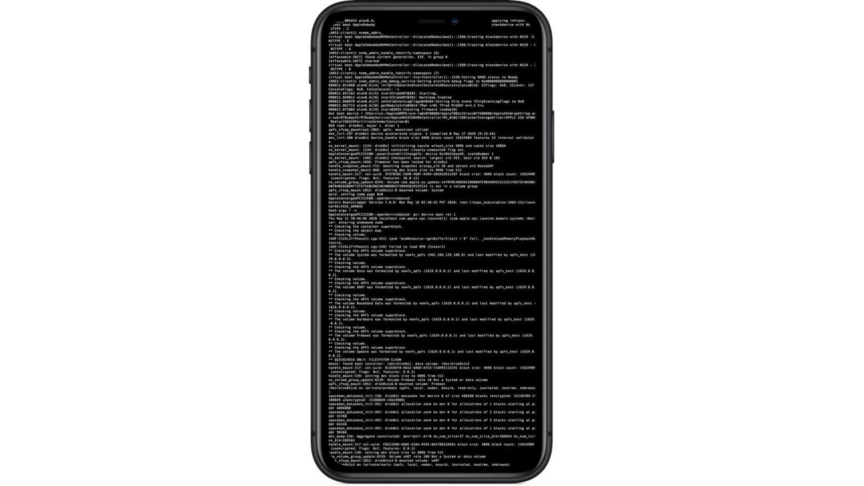 El nuevo iPhone modificado de Apple
