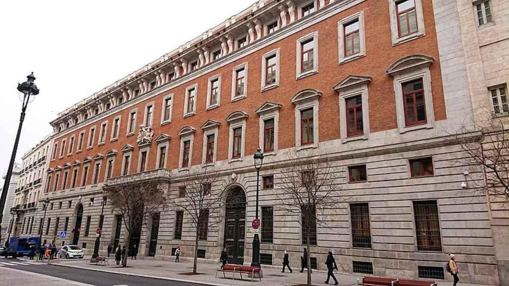 En el Ministerio de Hacienda hay una residencia donde empezaron su aventura Boyer y Preysler.