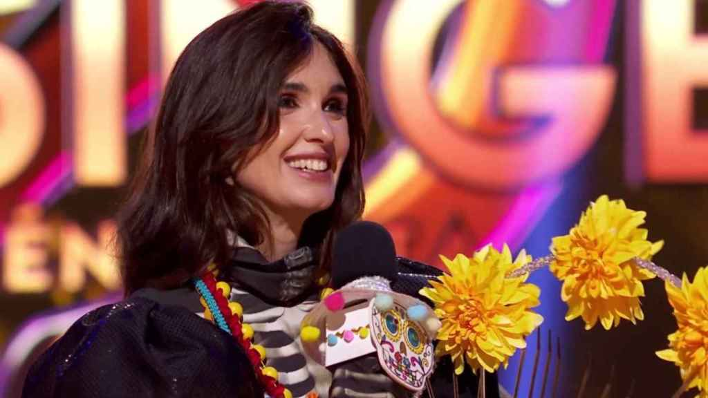 Paz Vega en 'Mask Singer'