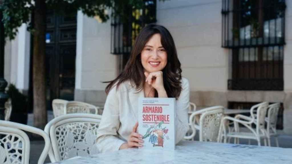 Laura Opazo, autora de Armario sostenible