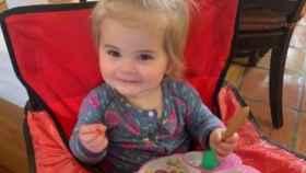 Reese Smith, la pequeña de 17 meses que ha muerto tres tragarse la pila del mando a distancia