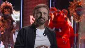 El humorista castellano-manchego José Mota en 'Mask Singer'