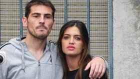 Iker Casillas y Sara Carbonero en una imagen de los comienzos de su relación