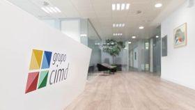 Oficinas del Grupo CIMD.