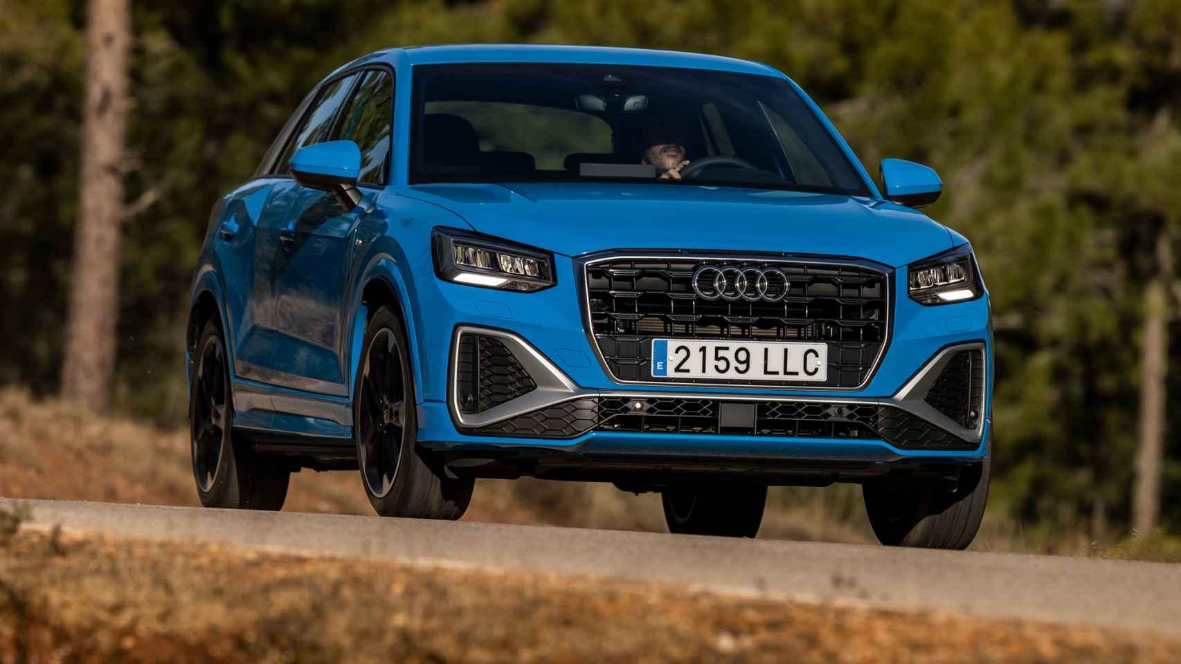 Nuevo Audi Q2 2021.