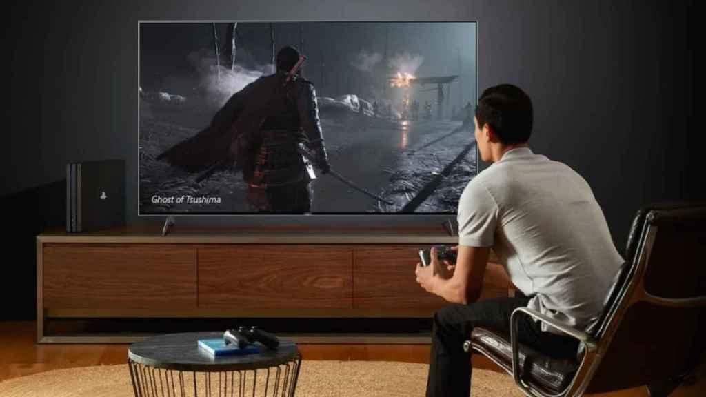 Televisor Sony.
