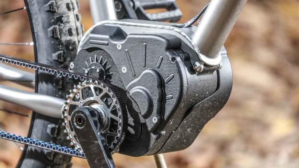 Así es el Valeo Smart e-Bike System.