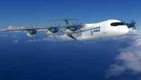 Avión a hidrógeno