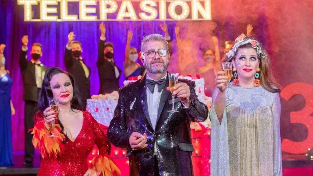 'Telepasión 30 Aniversario' (RTVE.es)