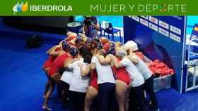 La selección española de waterpolo femenino en el Europeo de Budapest 2020