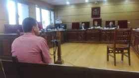 Juicio en el que se vio la causa contra Venancio Rincón