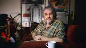 El director de cine Peter Jackson.
