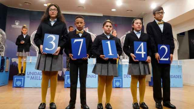 Premios Lotería del Niño 2021