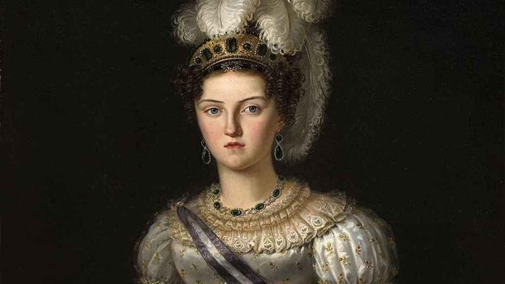 María Josefa Amalia de Sajonia.