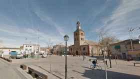 FOTO: Villafranca de los Caballeros (Google Maps).