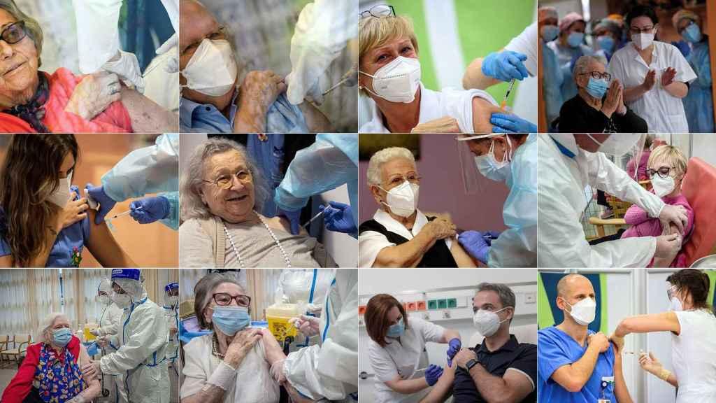 Miles de personas han sido vacunados en los últimos cinco días del año. Y los que vendrán.