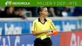 Guadalupe Porras, árbitra asistente