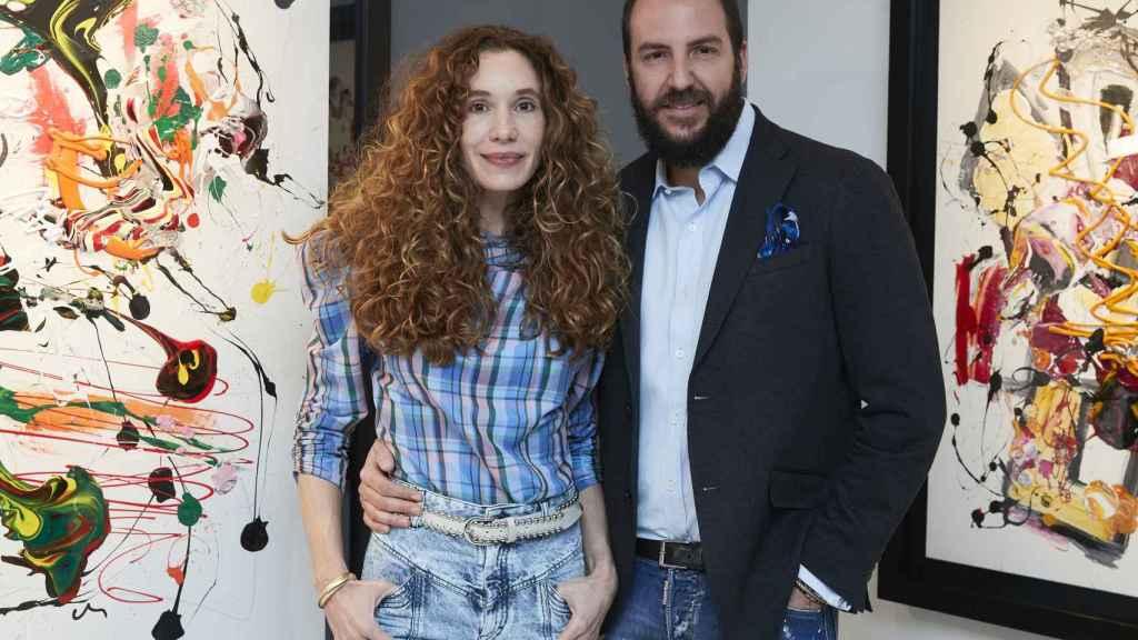 Blanca Cuesta y Borja Thyssen se han convertido en padres de su quinto hijo.