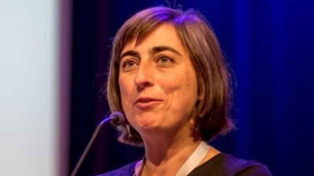 Emilia Gómez es profesora de la Universidad Pompeu Fabra e investigadora.