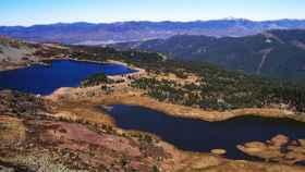 Parque natural de Lagunas de Neila.