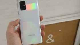 Galaxy A71 por 299 euros: el último chollo de Samsung y El Corte Inglés