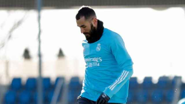 El Real Madrid ya piensa en el Atalanta sin Benzema ni ninguno de los lesionados antes de Valladolid
