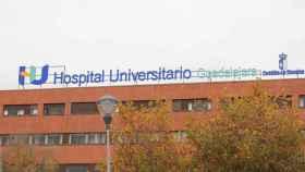 Hospital de Guadalajara (Europa Press)