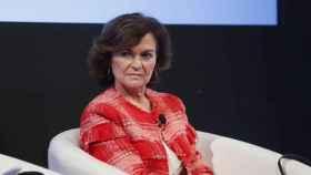 Carmen Calvo en una imagen de archivo.