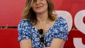 La diputada socialista Pilar Cancela.
