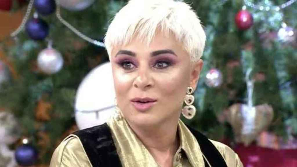 Ana María Aldón en una de sus últimas apariciones.