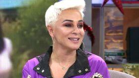 Ana María Aldón en el programa 'Viva la vida'.