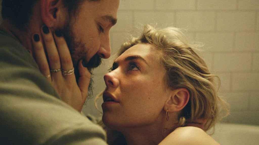 Shia LaBeouf y Vanessa Kirby en 'Fragmentos de una mujer'