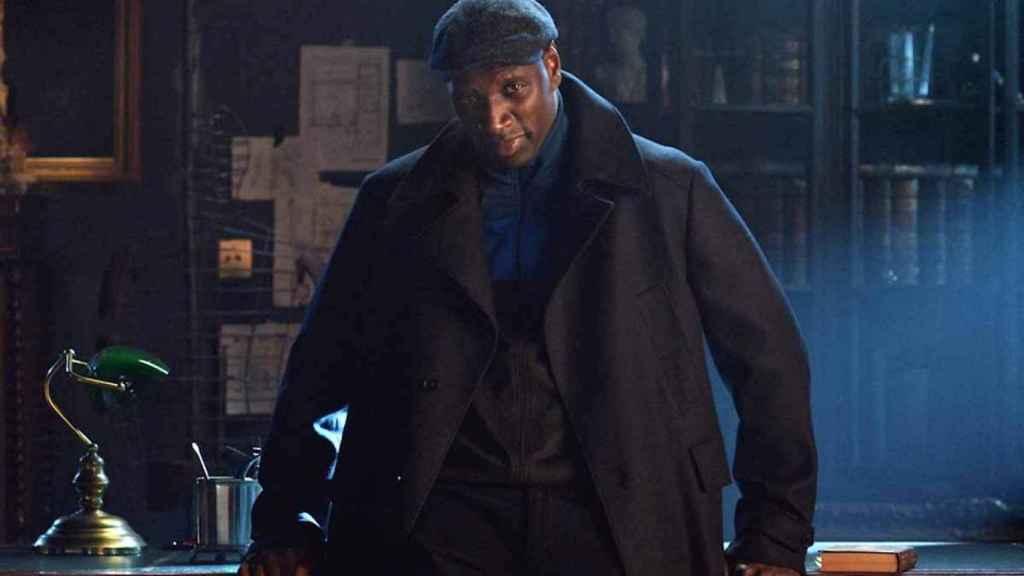 Omar Sy es el nuevo Lupin (más o menos).